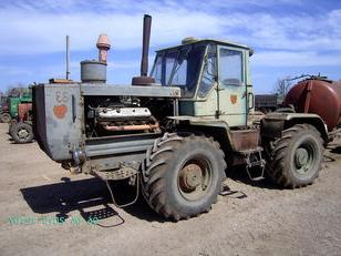 Tractor T-150 and its modifications