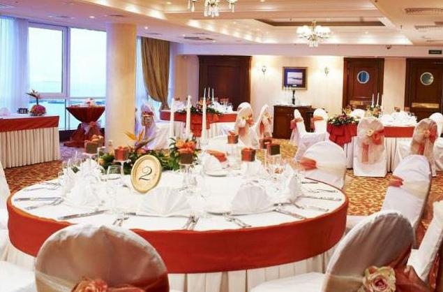 Banquet halls in Petrozavodsk: addresses, services, features