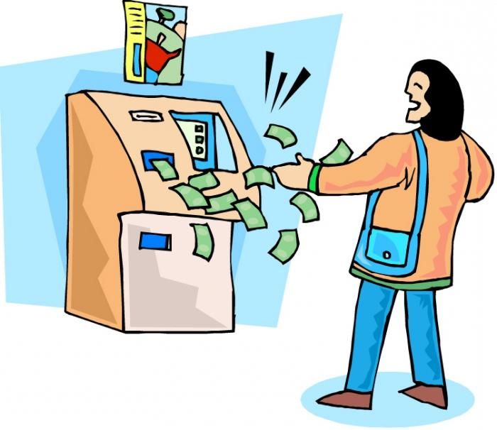 Do you know how to use the ATM correctly?