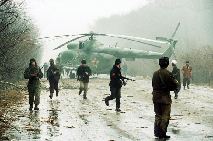 The second Chechen war: we hardly know the whole truth
