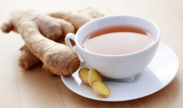 Ginger for colds